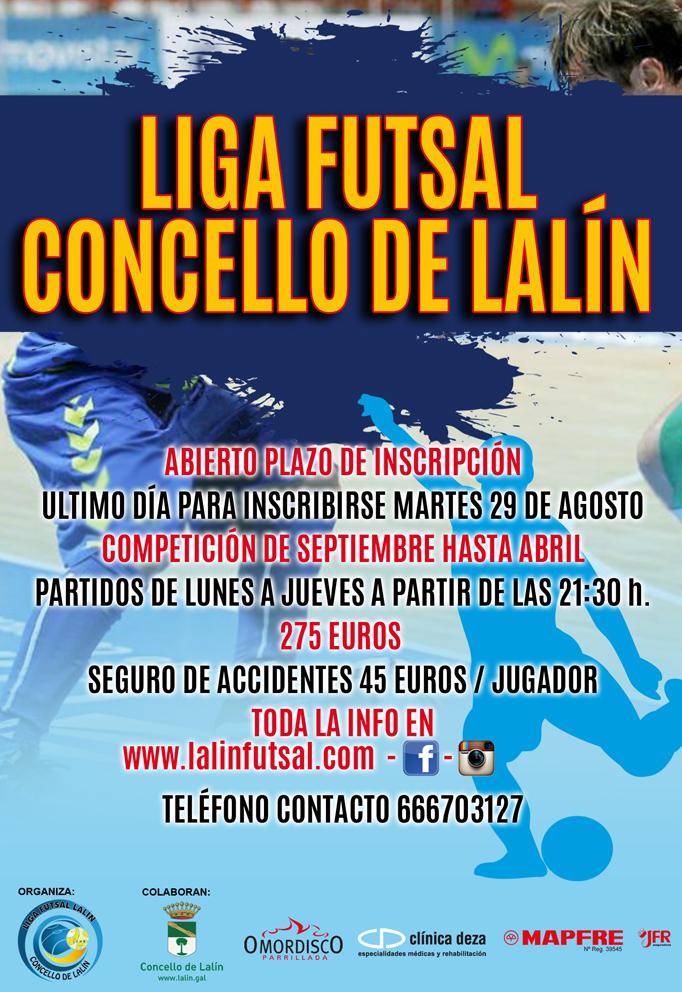 liga-futsal-concello-de-lalin-cartel
